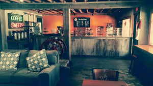 Quaint coffee house with fresh roasted coffee served daily. Large selection of flavored and black brews, available whole bean or ground.