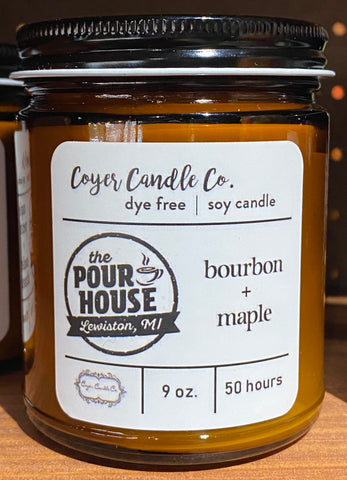 Candle - Bourbon & Maple