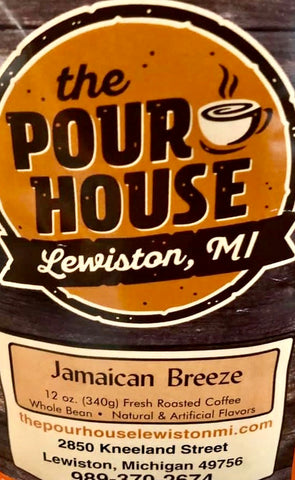 Decaffeinated Jamaican Breeze