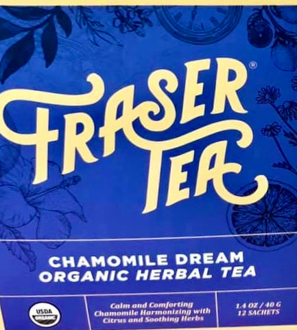Fraser Tea - Chamomile Dream