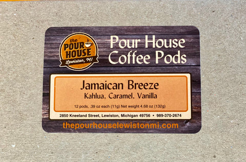 Jamaican Breeze 12 Pack K-Cup Pods
