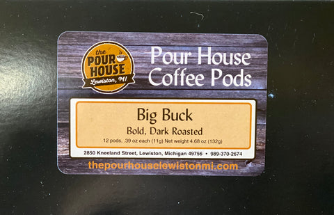 Big Buck 12 pack K-Cup Pods