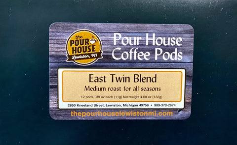 East Twin Blend 12 Pack K-Cup Pods