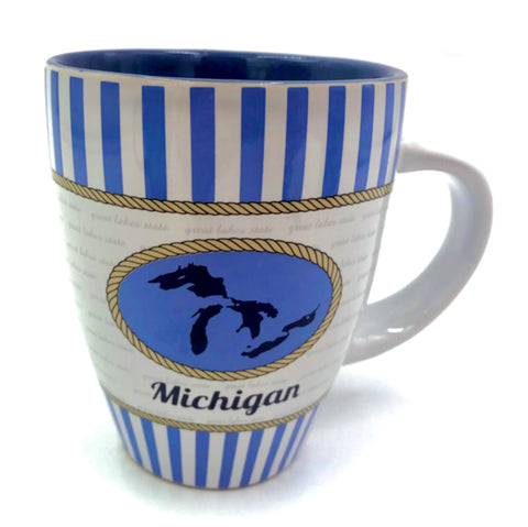 Michigan Robe Nautical Mug