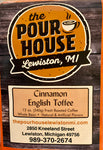 Cinnamon English Toffee