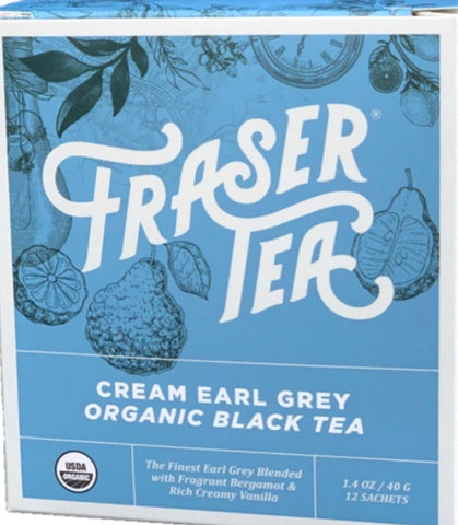 Fraser Tea - Cream Earl Gray