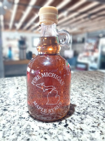 Maple Syrup, Northern Mi., Local - Medium Size