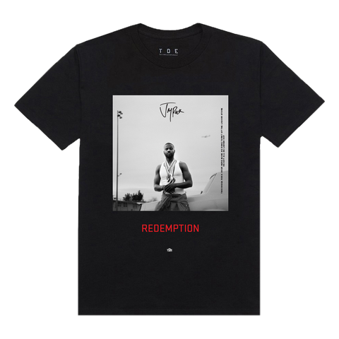 REDEMPTION - Black T-shirt