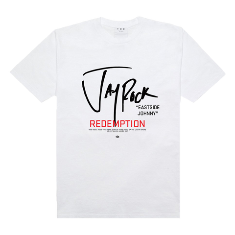 REDEMPTION - White T-shirt