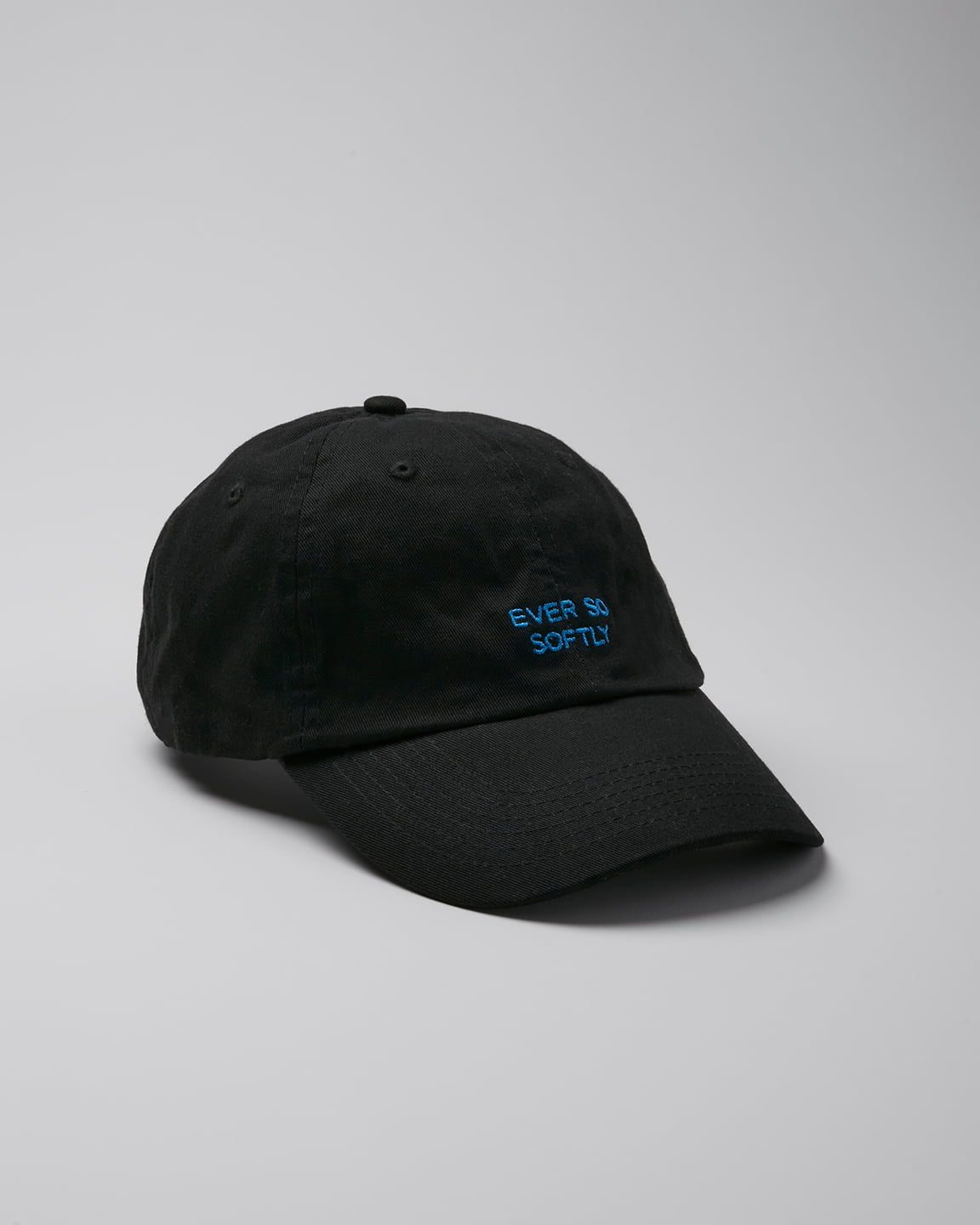 Black Ever So Softly – Cap