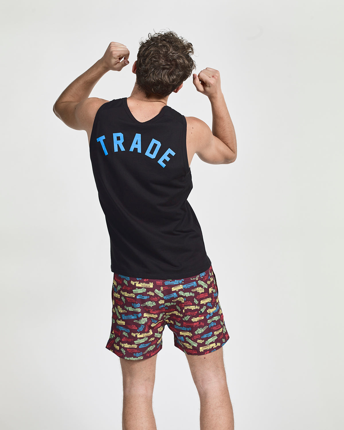HOMOCO Trade Tank - Black