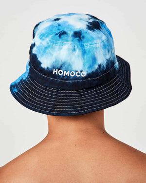 Ocean Marble Rainbow – Bucket Hat