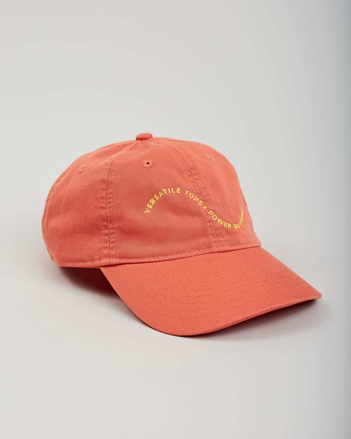 Orange Squiggle – Cap