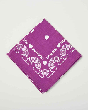 Purple Rainbow – Bandana