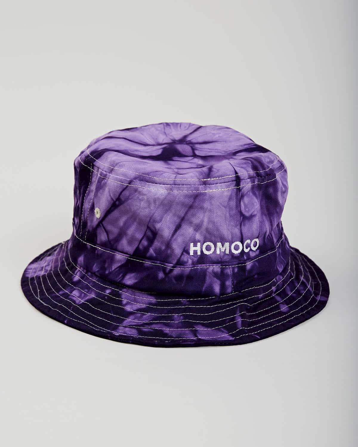 Purple Marble Rainbow – Bucket Hat