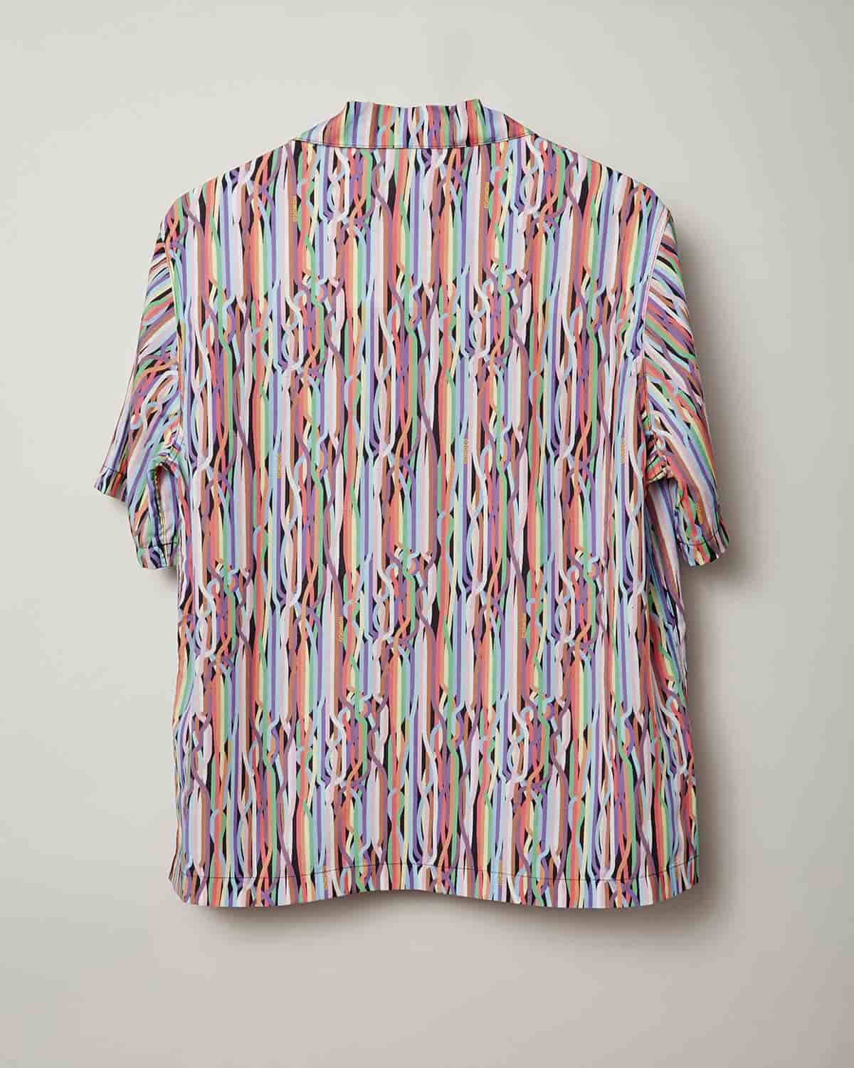 Pride Spaghetti – Camp Shirt