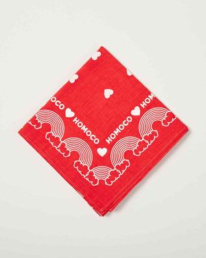 Red Rainbow – Bandana