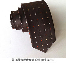 Slim Neckties