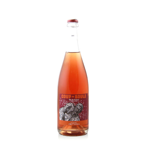 Organic Sparkling Wine French Rosé Wine Gamay Grolleau