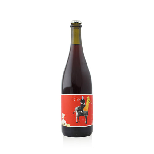 Yarra Valley Natural Wine Light Shiraz