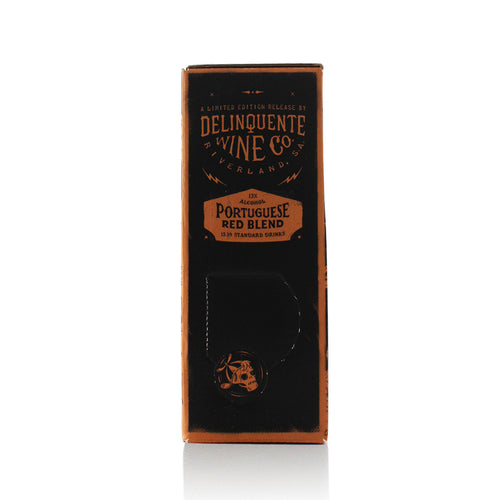 2020 Delinquente High Crimes 'Portugese Red Blend' - 1.5L - NOTWASTED - Natural Wine Online Australia Delivery Sydney