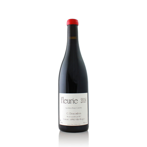 Georges Descombes Natural Wine Organic Wine Online Australia Delivery