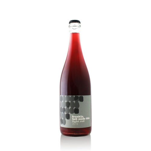 Frankly This Wine Was Made By Bob Red Natural Wine Organic Wine Online Australia