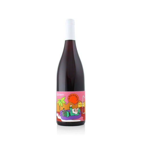 L'octavin Jura French Wine Natural Red Wine Organic Wine