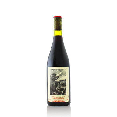 L'Ostal Plein Chant Natural Wine french red organic wine