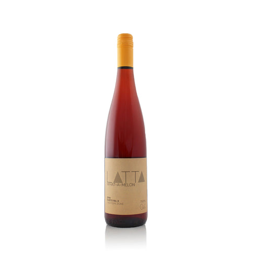 2019 Latta Vino 'What-a-melon' Rosé