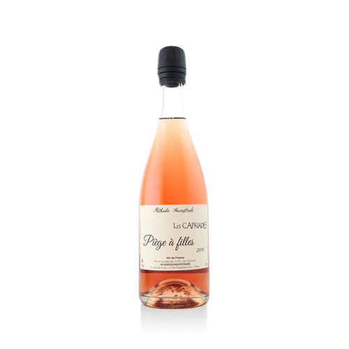 Natural Wine French Pet-Nat Loire Valley organic Wine