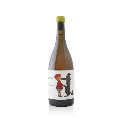 Spanish Organic White Wine Abillo Natural Wine