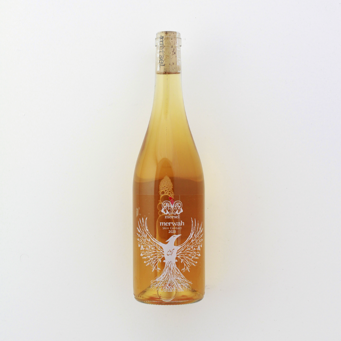 2020 Mersel 'Merwah' Skin Contact - NOTWASTED - Natural Wine Online Australia Delivery Sydney
