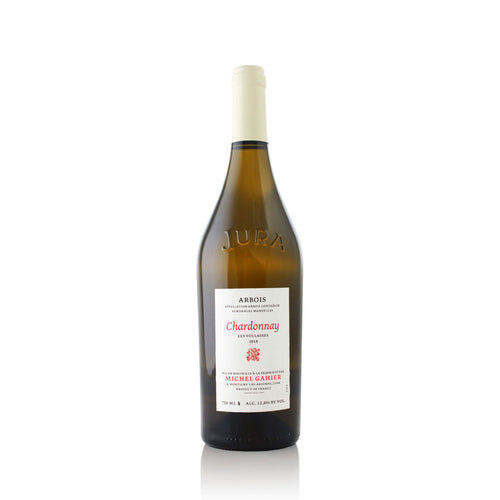 2018 Michel Gahier 'Les Follasses' Chardonnay - NOTWASTED - Natural Wine Online Australia Delivery Sydney