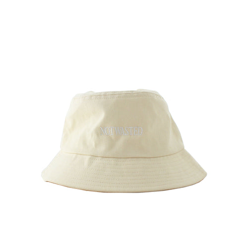 Notwasted Bucket Hat Off-White