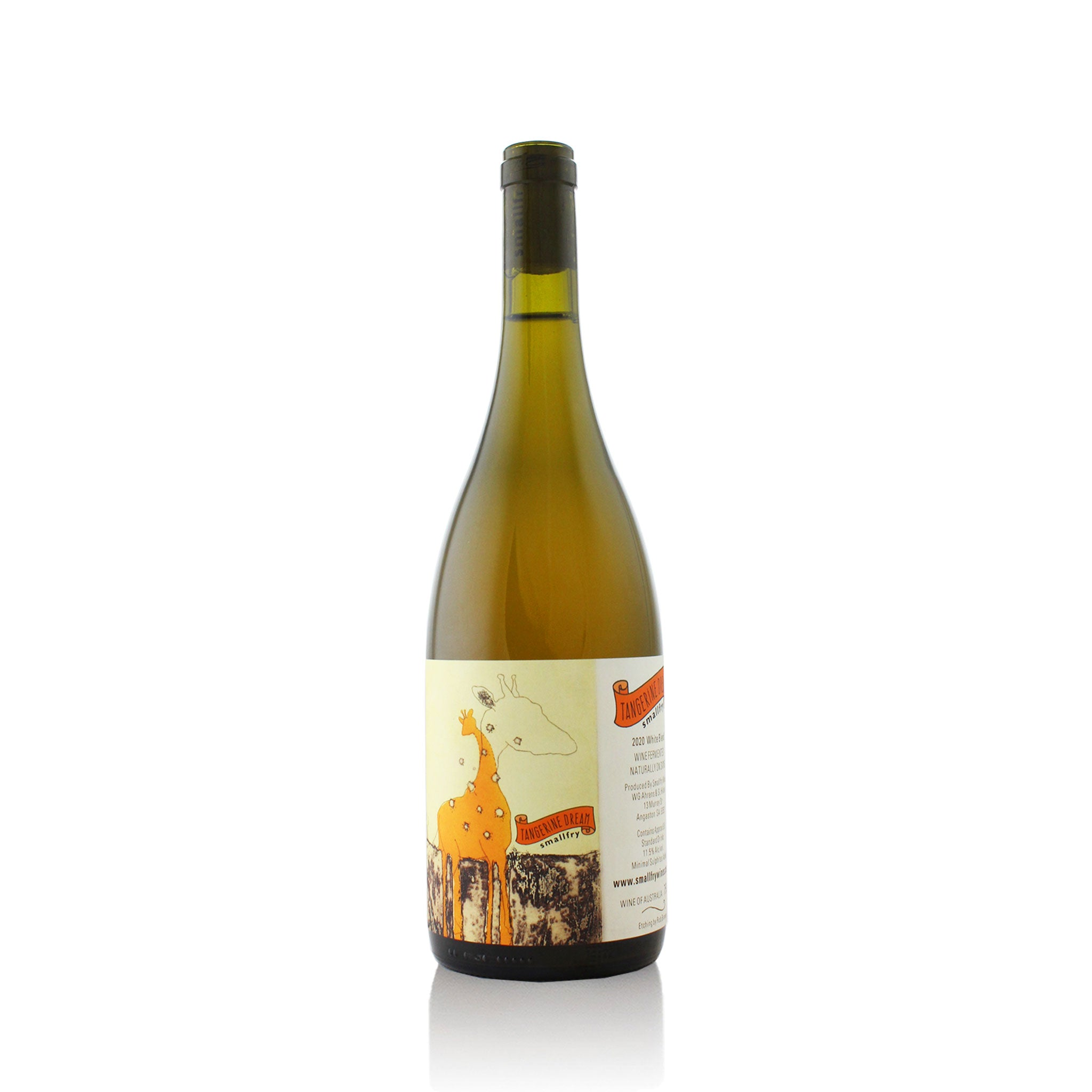 2020 Smallfry 'Tangerine Dream' White Blend
