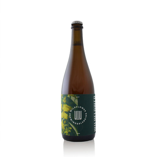 Wildflower Beer 'Gold' Wild Ale #31 - NOTWASTED - Natural Wine Online Australia Delivery Sydney