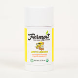 Life's Lemons - USDA Certified Organic All Natural Deodorant