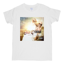 "Load image into Gallery viewer, ""Palm Trees & Sunsets Album"" Short-Sleeve Women's Mr. Criminal T-Shirt"