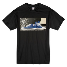 "Load image into Gallery viewer, ""The Street"" Blue Line Limited Edition Short-Sleeve Mr. Criminal T-Shirt"