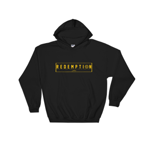 Redemption - Black Mr. Criminal Hoodie