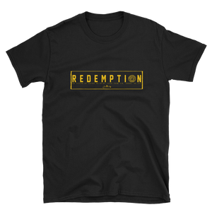 Redemption - Black Mr. Criminal T-Shirt