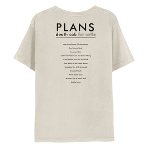 15th Anniversary Plans Album Tee