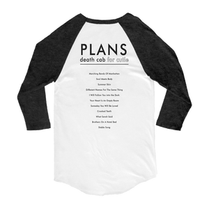 15th Anniversary Plans Album Raglan Tee
