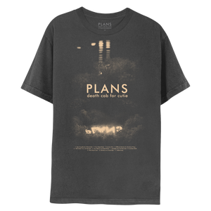 15th Anniversary Plans Album Tee - Charcoal