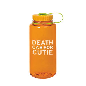 Death Cab String Design Water Bottle