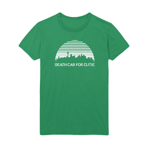Seattle Green Tee - Kelly Green