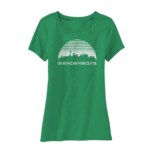 Seattle Green Women's Tee - Kelly Green