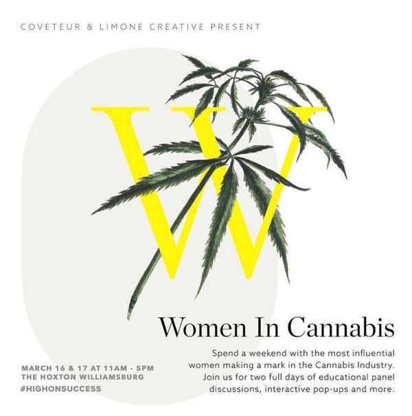 Women in Cannabis with the Covetuer
