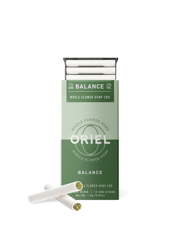 Balancing Herbal Blend Flower Sticks